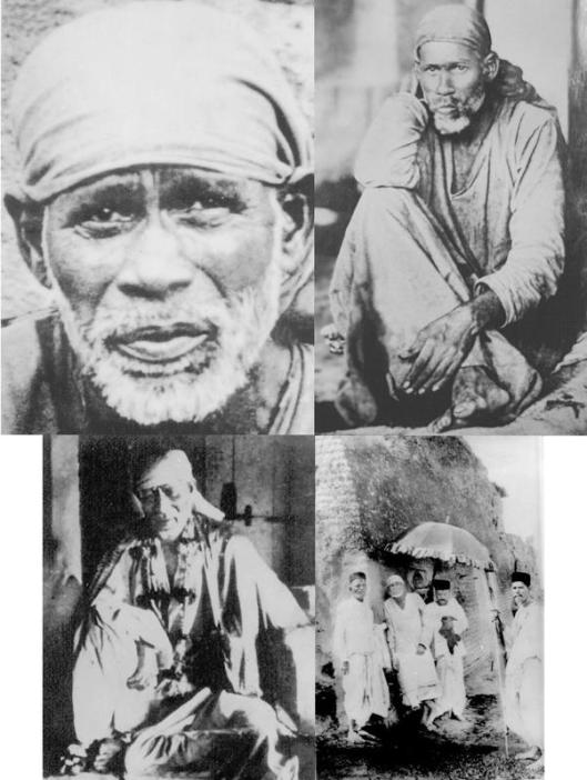 Sai baba real photographs
